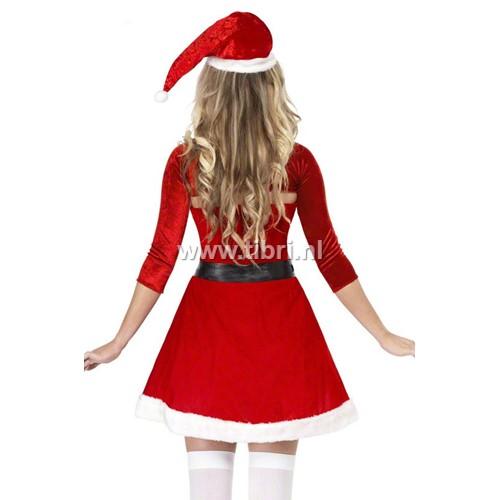 01a0bc32c746a3 Kerstpakje - Beauty Christmas hooded kerstjurkje