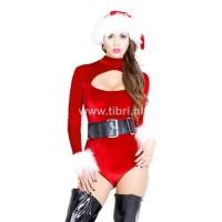Kerstpakje - Rode bodysuit UITVERKOCHT
