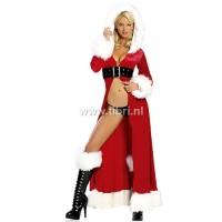 Kerstjurkjes - Kerstjas / Kerstpak / Kerstmantel