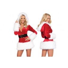 Kerstpakje - Miss Santa DeLuxe