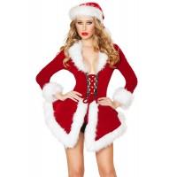 Kerstjurkjes - Santa Christmas UITVERKOCHT