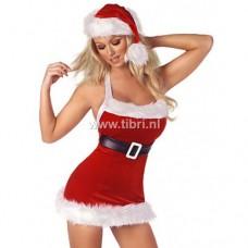 Kerstjurkjes - Sexy halter kerstjurkje