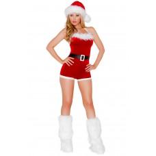 Kerstjurkjes - Sexy halter kerstpakje