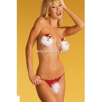 Kerstlingerie Snowman UITVERKOCHT