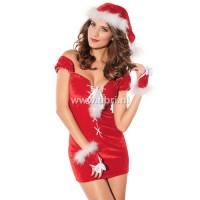 Kerstpakje - Hot Santa