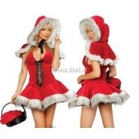 Kerstpakje - Roodkapje