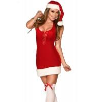 Kerstpakje - Santa Claus UITVERKOCHT