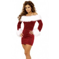 Kerstpakje - Chique kerstjurk 101