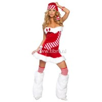 Kerstpakje - Candy Christmas Gestreept UITVERKOCHT