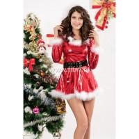 Kerstpakje - Punky Santa Hoody UITVERKOCHT