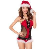 Kerstpakje - Halter Christmas Teddy UITVERKOCHT