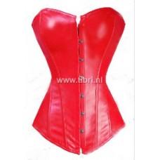 Sexy rood korset UITVERKOCHT