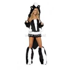 Panda kostuum / Pandapak