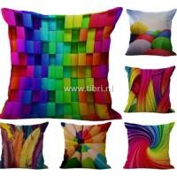 Kussenhoezen Multicolor